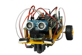 Robot Edukasi dari NEXT SYSTEM Robotics Learning Center