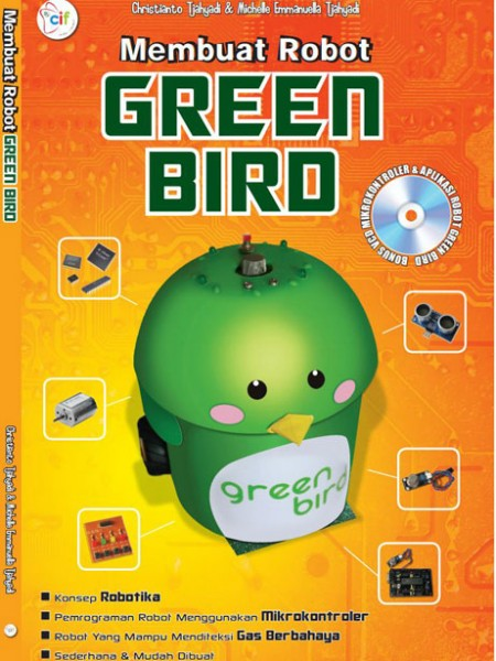 Buku Membuat Robot Green Bird